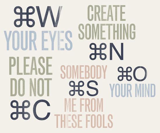 Les 5 commandements du Mac