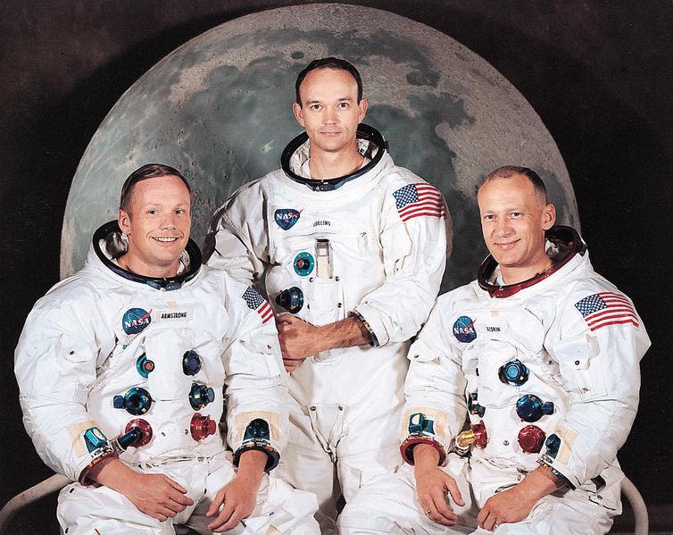 Apollo 11 - équipage