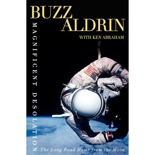 Magnificent Desolation - Livre de Buzz Aldrin