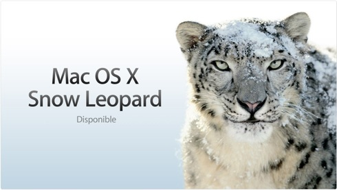 Mac OS X 10.6 - Snow Leopard