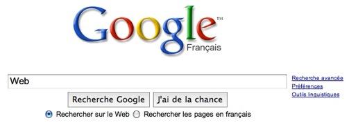 Google change de look