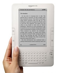 Kindle - disponible en France