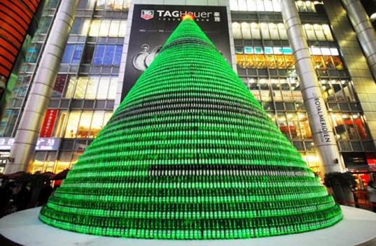 Sapin Heineken