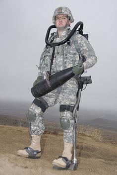 HULC-exoskeleton