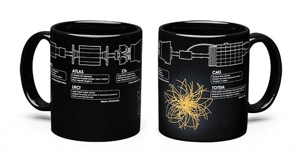 Mug Boson de Higgs (Mug LHC)