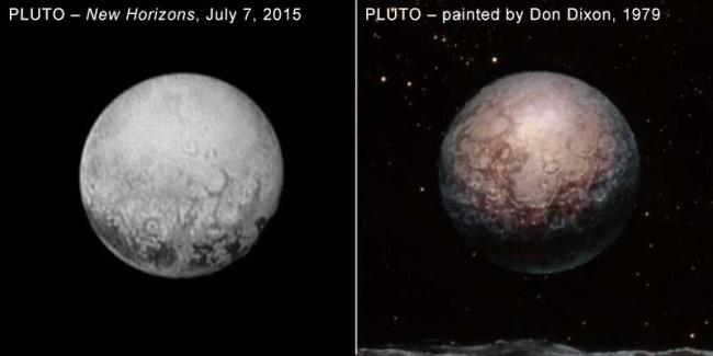 Pluton-New_Horizons_peinture_de_Dixon