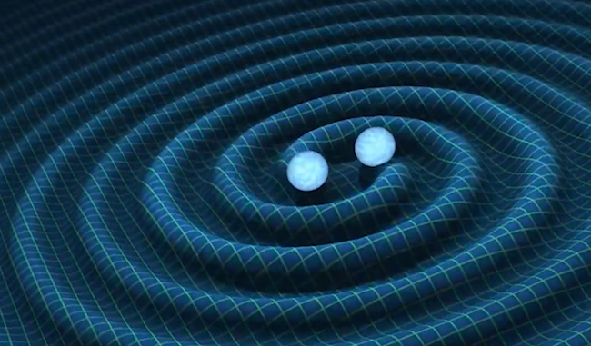 Ondes gravitationnelles : première détection conjointe des collaborations LIGO et Virgo